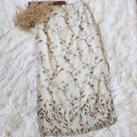 Used Long floral skirt - Medium in Dubai, UAE