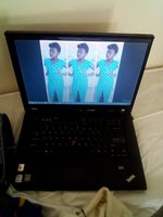 Used LenovoT61 laptop in Dubai, UAE