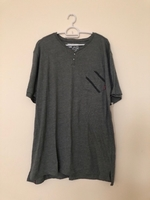 NEW Men's Casual Shirt XL Grey