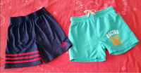 Used Boys 4/5 years shorts 2 pcs! in Dubai, UAE