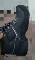 Used Safety shoes size 44 black color in Dubai, UAE