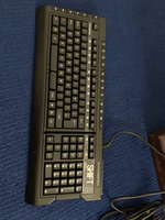 Used Steelseries SHIFT Gaming Keyboard  in Dubai, UAE