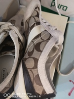 Used Authentic Coach Sneakers Shoes in Dubai, UAE