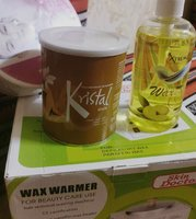 Used Wax mashin and oli wax cream and roll pa in Dubai, UAE