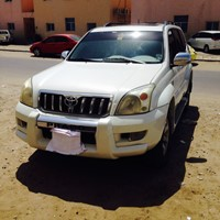 Used Prado 2007 Full Option Call Or What's up On 0501212499 in Dubai, UAE