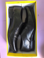 Used Black formal shoes (Used few times) in Dubai, UAE