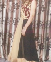 Used frock and 4 piece dress and hand bag in Dubai, UAE