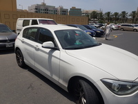 Used BMW 116i in Dubai, UAE