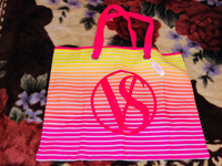 Used VICTORIAS SECRET TOTE BAG WITH TAGS in Dubai, UAE