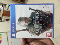 Used PS4 Witcher 3 Wild Hunt in Dubai, UAE