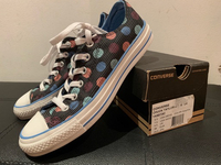 Used Converse Shoes 38 EUR 7.5 US in Dubai, UAE