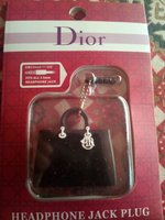 Used dior mobile headphone jack plug in Dubai, UAE