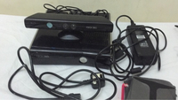 Used Xbox360 with camera and games  in Dubai, UAE