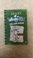 Used Diary of a Wimpy Kid: THE LAST STRAW. in Dubai, UAE