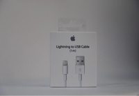 Used iphone/ipad data cable with box  in Dubai, UAE