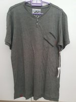 Used T-shirt-ONE90ONE-Green size (M) in Dubai, UAE