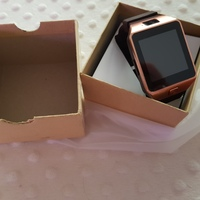 Used New smart watch with camera and sim in Dubai, UAE