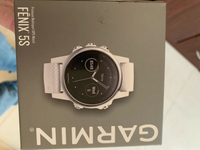 Garmin Fenix 5S white brand new