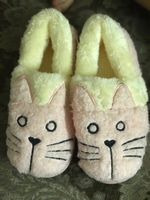 Used Cat parent child shoes (size21cm) in Dubai, UAE