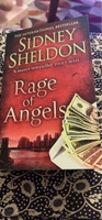 Used Rage of Angels by Sidney Sheldon in Dubai, UAE
