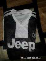 Used MADRID Football Uniform  Ronaldo in Dubai, UAE