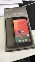 Used BLU STUDIO X8 HD BLACK NEW in Dubai, UAE