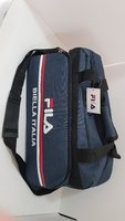Used FILA Gym/Travelling bag - blue in Dubai, UAE