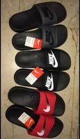 Used Nike slides in Dubai, UAE