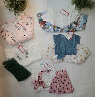 Used Combo offer-5 set Girl dresses-New- 2-3y in Dubai, UAE
