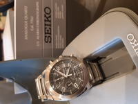 Used SEIKO CHRONOGRAPH UNISEX WATCH in Dubai, UAE