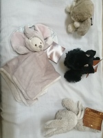 Used Bundle of Teddy bears and Toys 4 pcs.. in Dubai, UAE