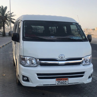 Used For sale Toyota Hiace 2011 in Dubai, UAE