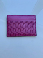 Used Gucci card holder AUTHENTIC!  in Dubai, UAE