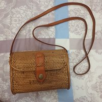 Used Rattan Bag from Bali in Dubai, UAE