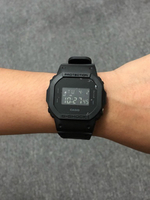 Used G-Shock OEM, DW-5600BB-1DR, brand new in Dubai, UAE