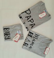 Used Brand New-Papa,Mama&Baby Matching Outfit in Dubai, UAE