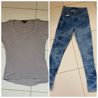 Used Levi's jeans in Dubai, UAE