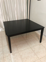 Used Dining table without chairs  in Dubai, UAE