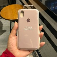 Used Silicone case cover for iphone X in Dubai, UAE