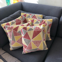 Used 5 pcs Cushion cover in Dubai, UAE