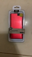 Heavy duty power bank 2 usb port+display