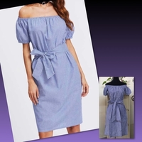 Used Preppy Style Off The Shoulder / Large  in Dubai, UAE