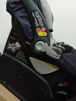 Used Car seat and latch base made in Italy in Dubai, UAE
