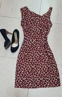 Used Complete outfit ,dress and heels in Dubai, UAE
