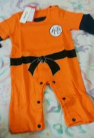 Used long sleeve one piece for baby in Dubai, UAE