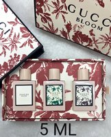 Used Gucci bloom set of perfume in Dubai, UAE