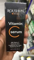 Used ROUSHAN VITAMIN C SERUM in Dubai, UAE