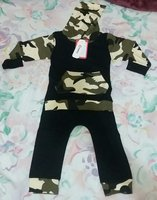 Used Camouflage Hooded Long sleeve and pant in Dubai, UAE