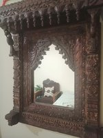 Used Antique Mirror from the Indian Dynasty in Dubai, UAE