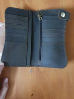 Used Mens leather wallet new in Dubai, UAE